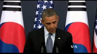 Obama Warns North Korea Against New Nuclear Test