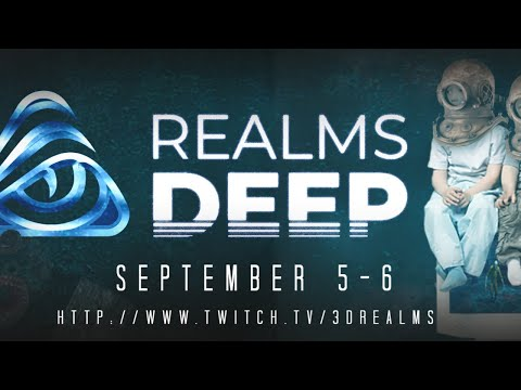Realms Deep 2020 Day 2 FULL SHOW