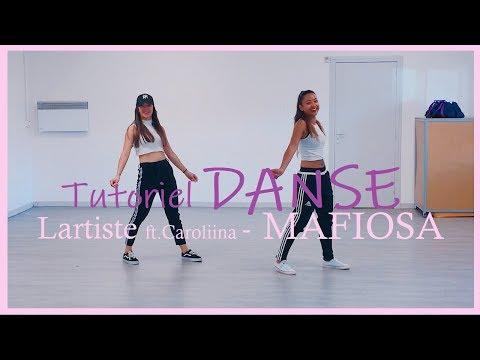 [TUTO DANSE n°2] Lartiste ft. Caroliina - MAFIOSA | #DAMMAFIOSA | Vutaa