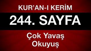 Kur an ı Kerim 245 sayfa