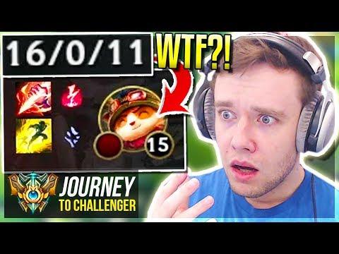 HOW? HOW? HOW? HOW? HOW? HOW? HOW?  - Journey To Challenger  League of Legends