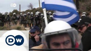 اليونان تقيم أربعة مراكز لتسجيل اللاجئين وسط معارضة شعبية من سكان الجزر | الأخبار