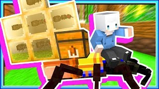 【Minecraft | 渾沌昆蟲】#23 抓螞蟻工人回家 ❗ 為我效力😂