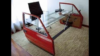 25 Creative Ideas To Recycle Car Part