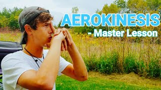 AEROKINESIS TUTORIAL 💨 HOW TO TELEKINESIS & REAL AIRBENDING! - ( DEVELOPE PSYCHIC ABILITIES - p.4)