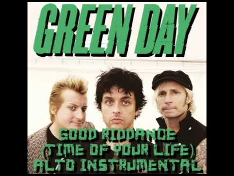 FEMALE INSTRUMENTAL  Good Riddance Time of Your Life  Green Day