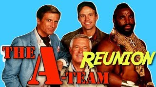 Bring Back The A Team  -  Reunion Episode Justin Lee Collins