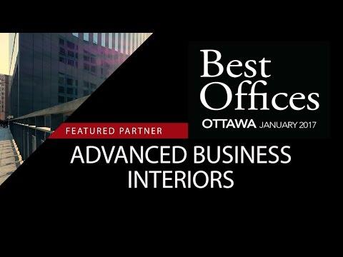 Best Offices Ottawa - Advanced Business Interiors
