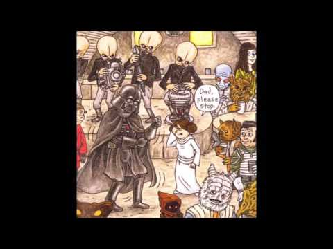 """Vader's Little Princess"" by Jeffrey Brown"