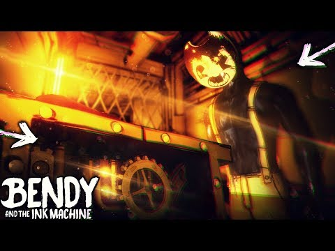 SAMMY'S SECRET ROOM HACKED!! | Bendy and the Ink Machine [Ch