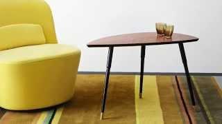 LÖVBACKEN Side Table - IKEA Home Tour