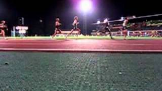 Chris Solinsky and Bernard Lagat running technique in slow motion