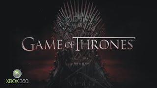 Game of Thrones - O jogo (the game) - XBOX 360
