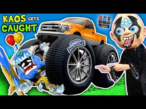 BAD BOY RUNS OVER TOY w/ CAR + Boiling Toys & More 💀 Kaos Ge
