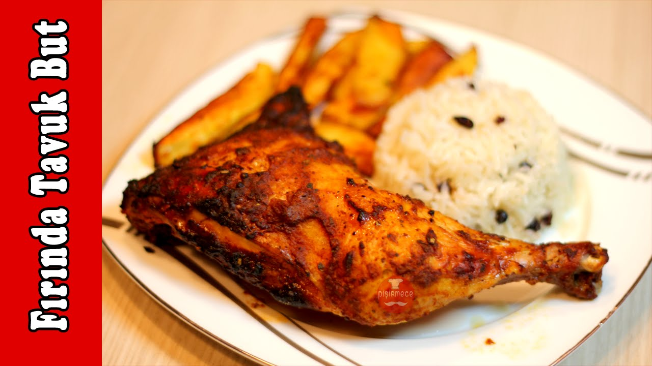 Fırında Tavuk But Tarifi Videosu