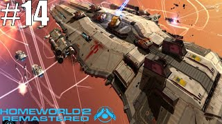 Homeworld 2 Remastered Gameplay Part 14 Battle for Sajuuk