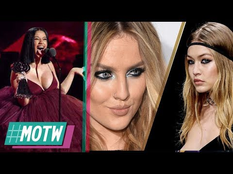 Perrie Edwards RESPONDS To Gigi Zayn breakup, Cardi B's Baby Due Date! | MOTW