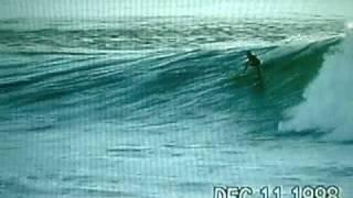 Surfing San Clemente Island, SCI FLIGHT 99