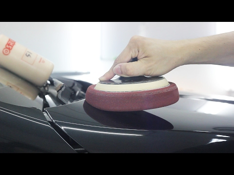 Polishing Tips - Don't keep your pads flat!