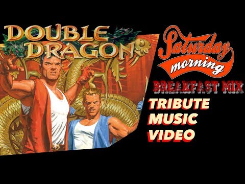 Double Dragon Tribute Music Video