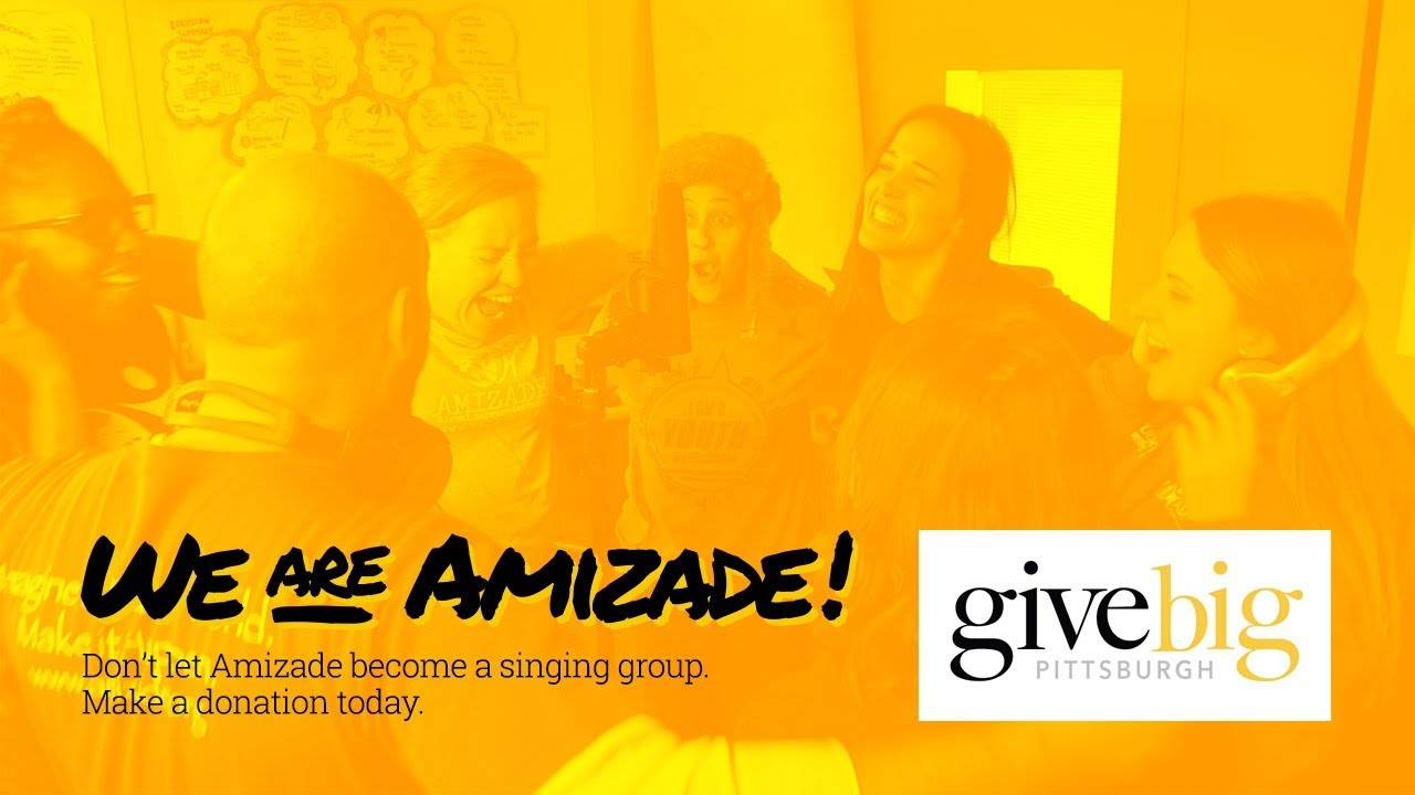 We Are Amizade | #GiveBigPittsburgh 2017
