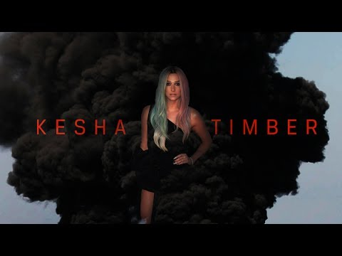 Kesha - Timber (solo version) no Pitbull!