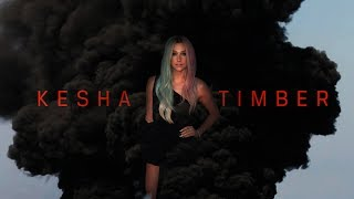 Kesha - Timber (Solo Version #FreeKesha) No Pitbull!