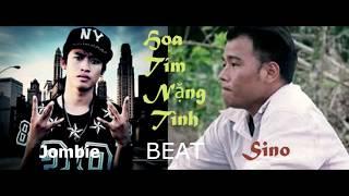 HOA TÍM NẶNG TÌNH Beat - Sino Ft Bảo Jen & Jombie