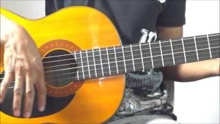 Cómo tocar en guitarra la canción Bailando de Enrique Iglesias