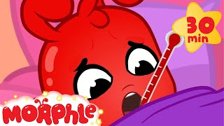 Morphle Gets Sick - My Magic Pet Morphle | Cartoons For Kids | Morphle TV | Kids Videos