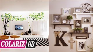 WATCH THIS! 60 Gorgeous Living Room Wall Decor That Will Make You Fall In Love