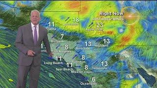 Garth Kemp's  Weather Forecast (April 18)