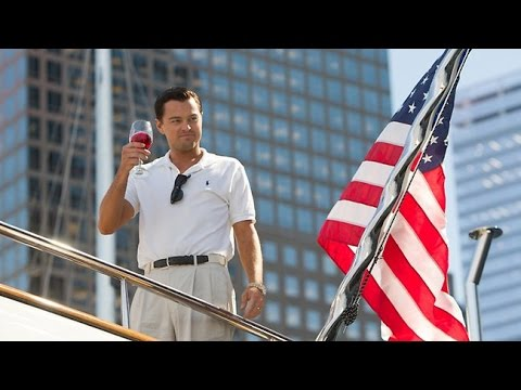 "Favorite scene from ""The Wolf Of Wall Street""."