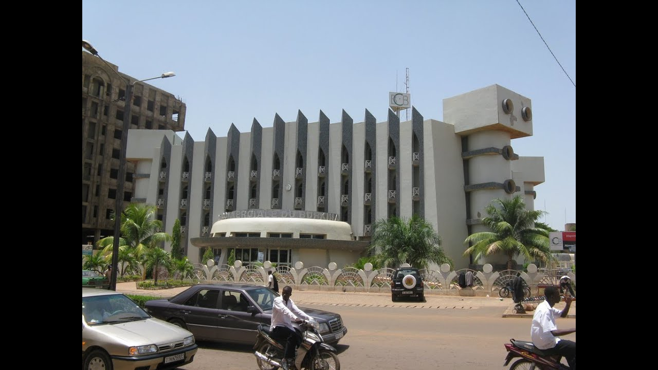 ouagadougou capitale du burkina faso