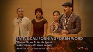 Ohlone Spoken Word