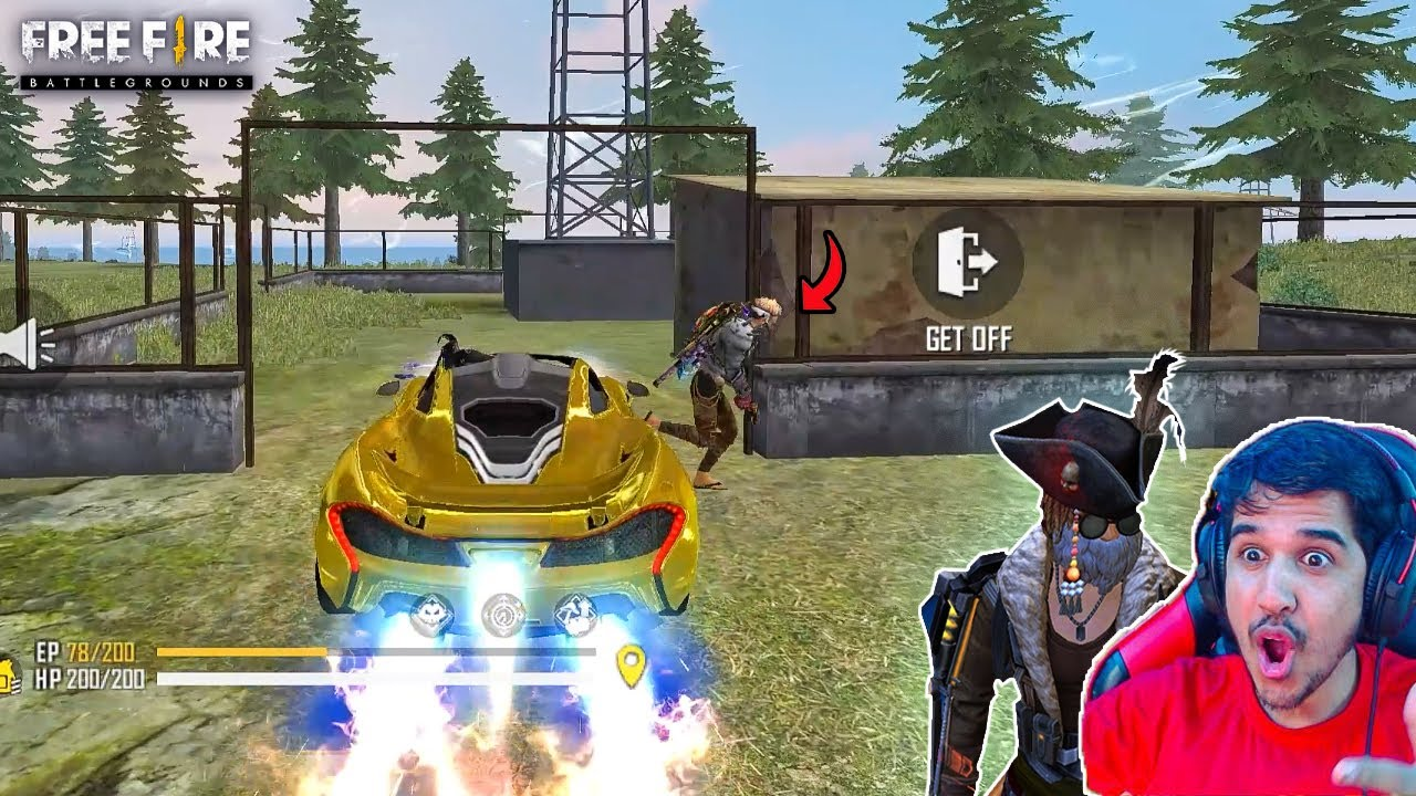 Ajjubhai and @Desi Gamers  Dangerous Car Drive and hunting players | Free Fire Highlights