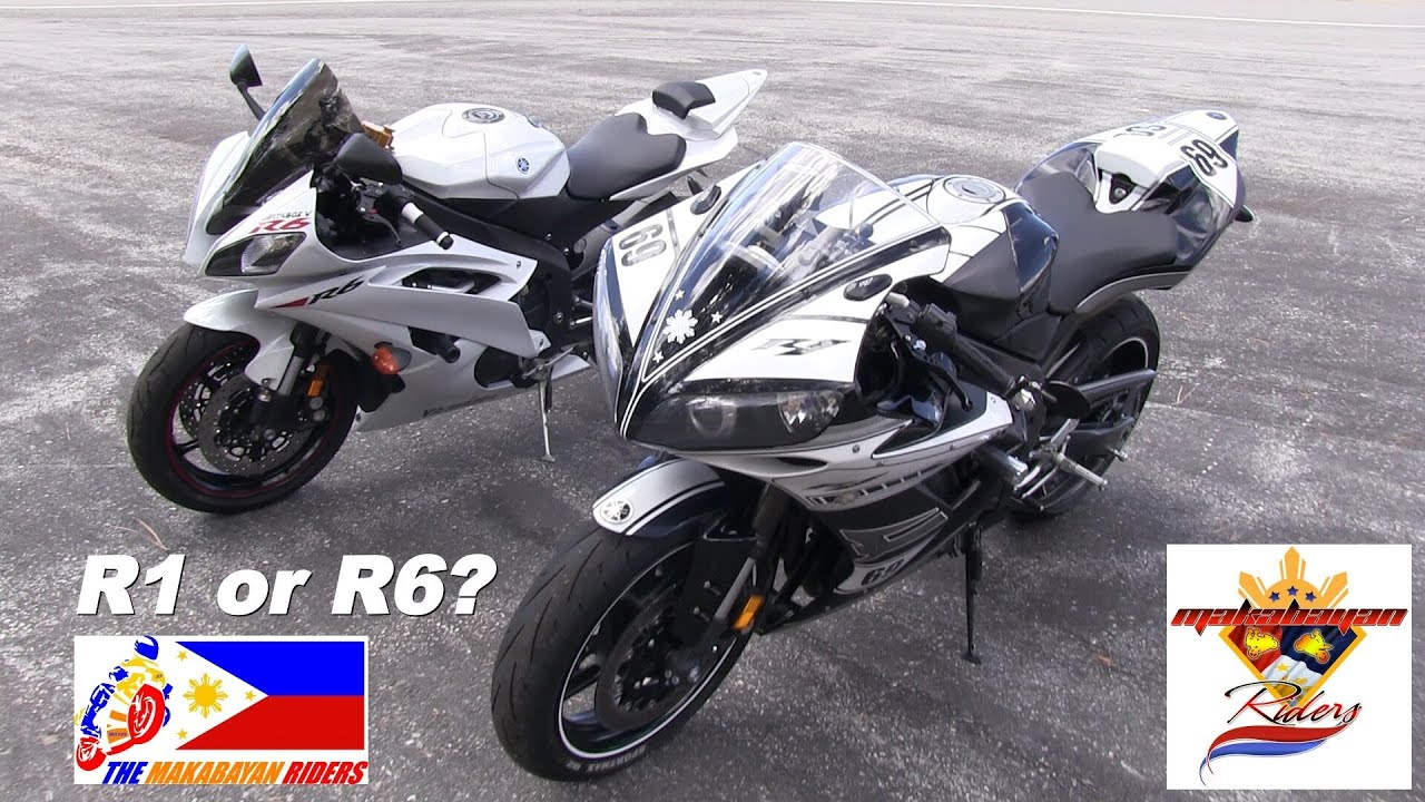 yamaha r1 or yamaha r6 liter bike or 600 super sport classic