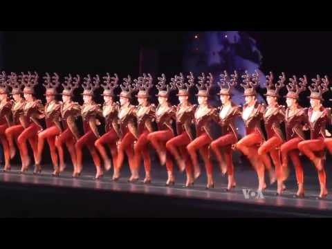 Holiday Celebrations Kick Off With New York's Rockettes