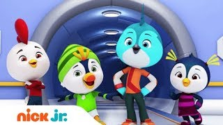 Top Wing | 🐤 Official Theme Song Music Video 🎤  | Nick Jr.