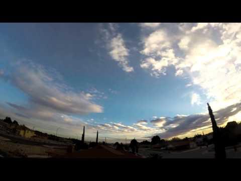 Time lapse - Southern El Paso Sunset