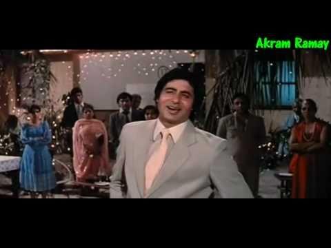 Manzilen Apni Jagah Hain - Kishore Kumar - Sharaabi (1984) - HD