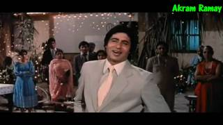 Download Manzilen Apni Jagah Hain - Kishore Kumar - Sharaabi (1984) - HD