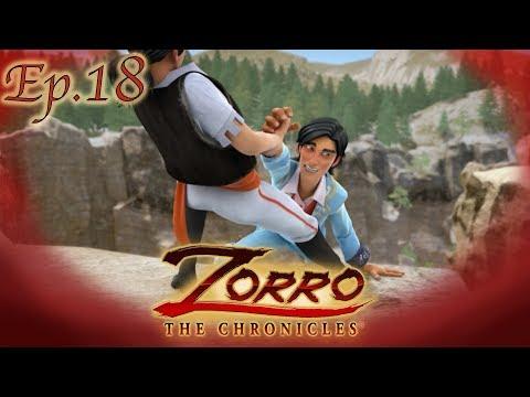 LA BELLE HÉRITIÈRE  Les Chroniques de Zorro   Episode 18   Dessin animé de super-héros