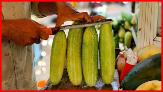FRUIT NINJA of FRUITS | Amazing Fruits Cutting Skills | Indian Street Food In 2021