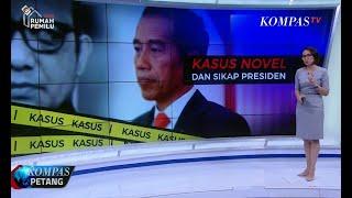 Kasus Novel Baswedan dan Sikap Presiden Jokowi
