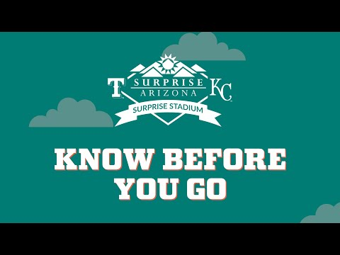 Surprise Stadium • Know Before You Go video thumbnail