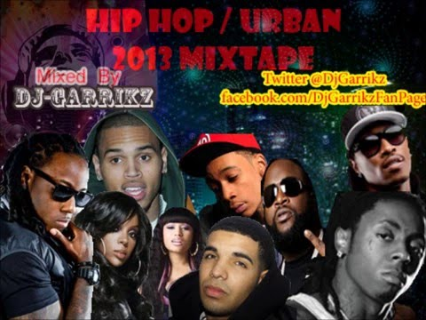 NEW Hip Hop / Urban Mix -Nicki Minaj, Drake, Rick Ross, Lil ...