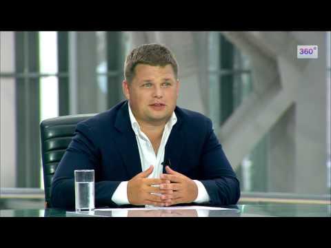 Интервью 360. Александр Гусев - руководитель социального природоохранного проекта «Экобокс»