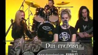 ABONOS - Duh predaka - Live At TV Channel 9