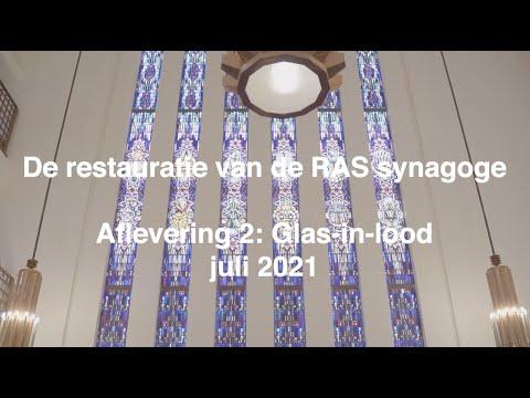 Het glas, het lood en de RAS synagoge